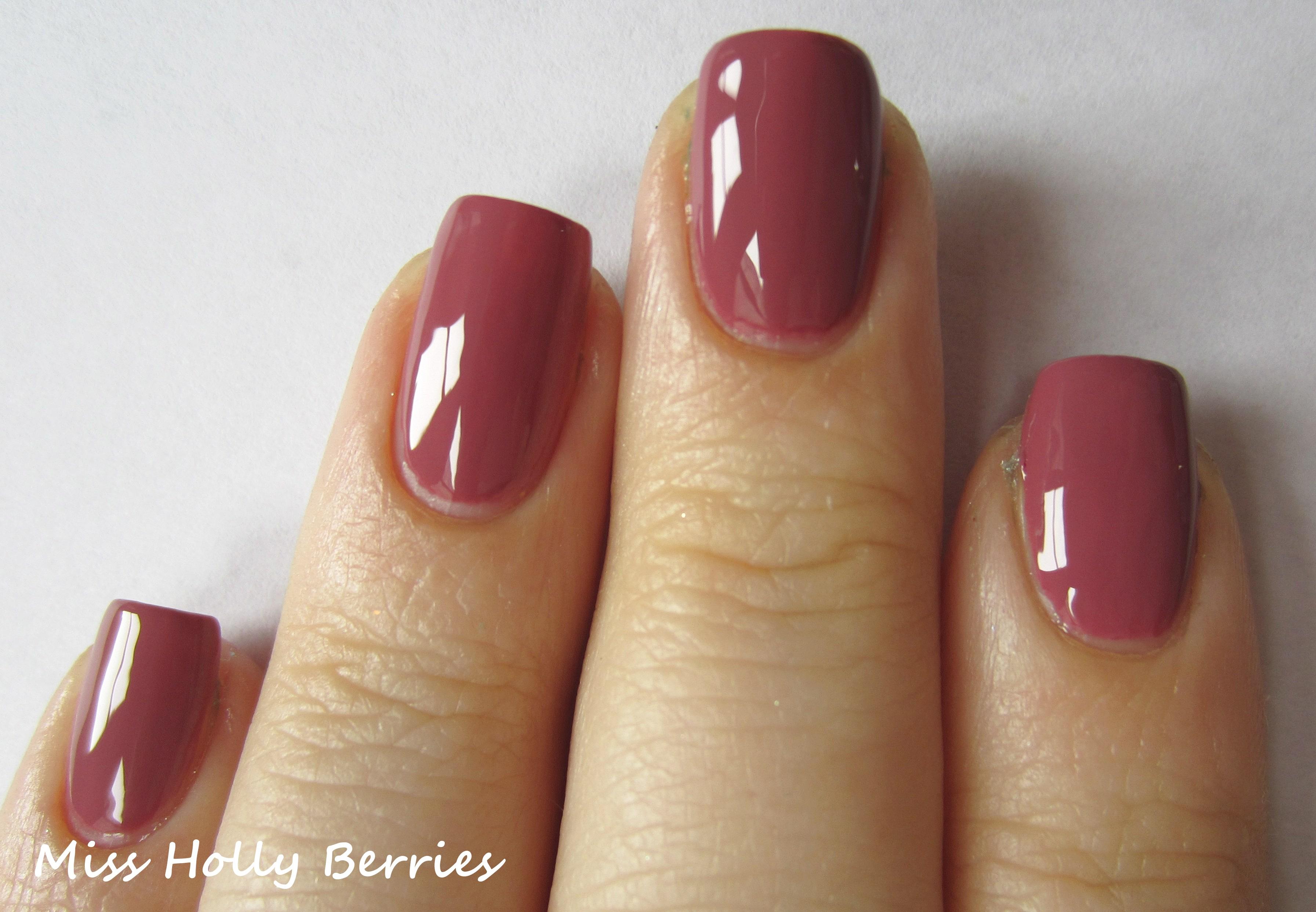 Koh Vintage Pink Misshollyberries