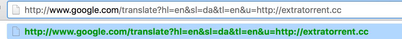 unblock website with google translator