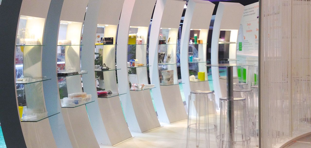 Salon Cfia Rennes Cgl Pack Agence De Stand Et Retail Design Mission