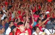 fmln crowd