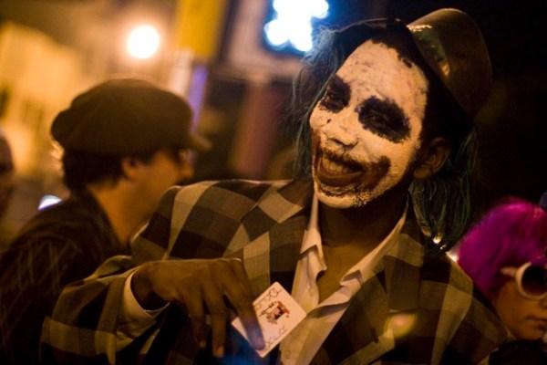 The happiest joker around.
