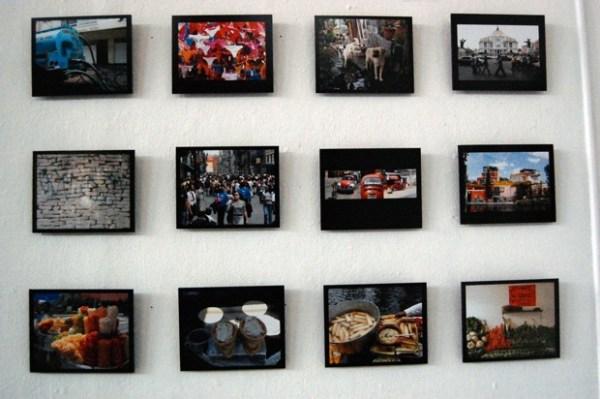 Mexico City scenes by Katia Fuentes