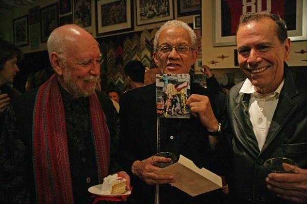 Jose Ramon Lerna, Mondo Jud Hart and Romero Gilberto Osorio.