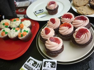 worldwide vegan bakesale