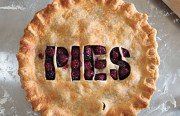 photo of pie