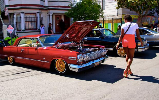 As seen on Harrison Street in June. Photo by JJ San