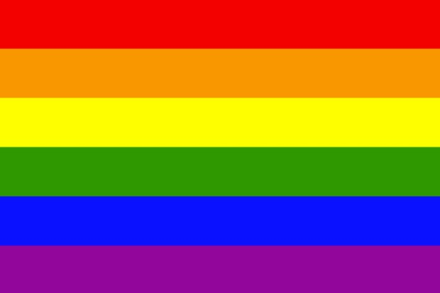 The Pride flag will be waving high today across California.