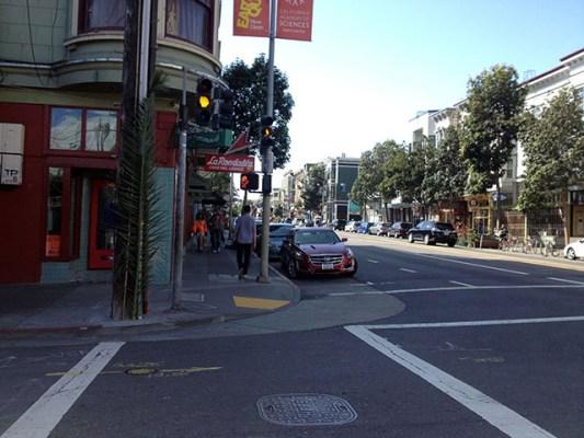 On Valencia Street