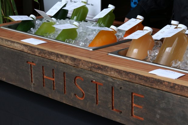 Thistle Juice has a shop on Valencia and an online presence. Photo by Andra Cernavskis.