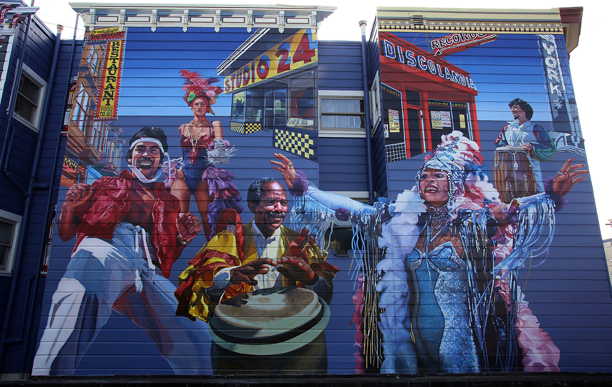 Official Unveiling of the Carnaval Mural Sunday