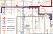 Muni Forward SFGH routes