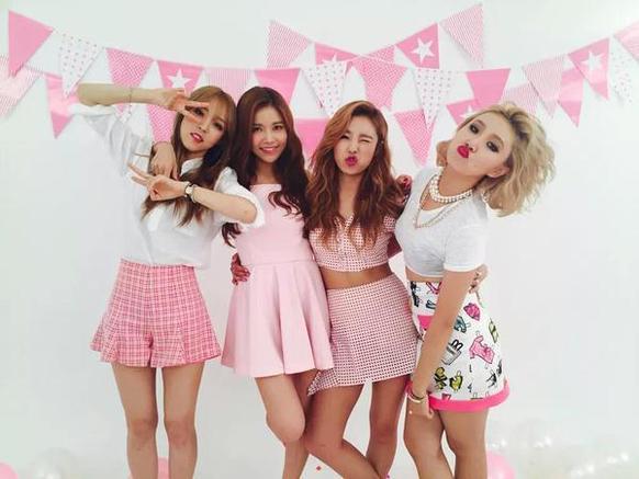 Cute Girl Name Wallpaper Mamamoo Profile Miss Kpop