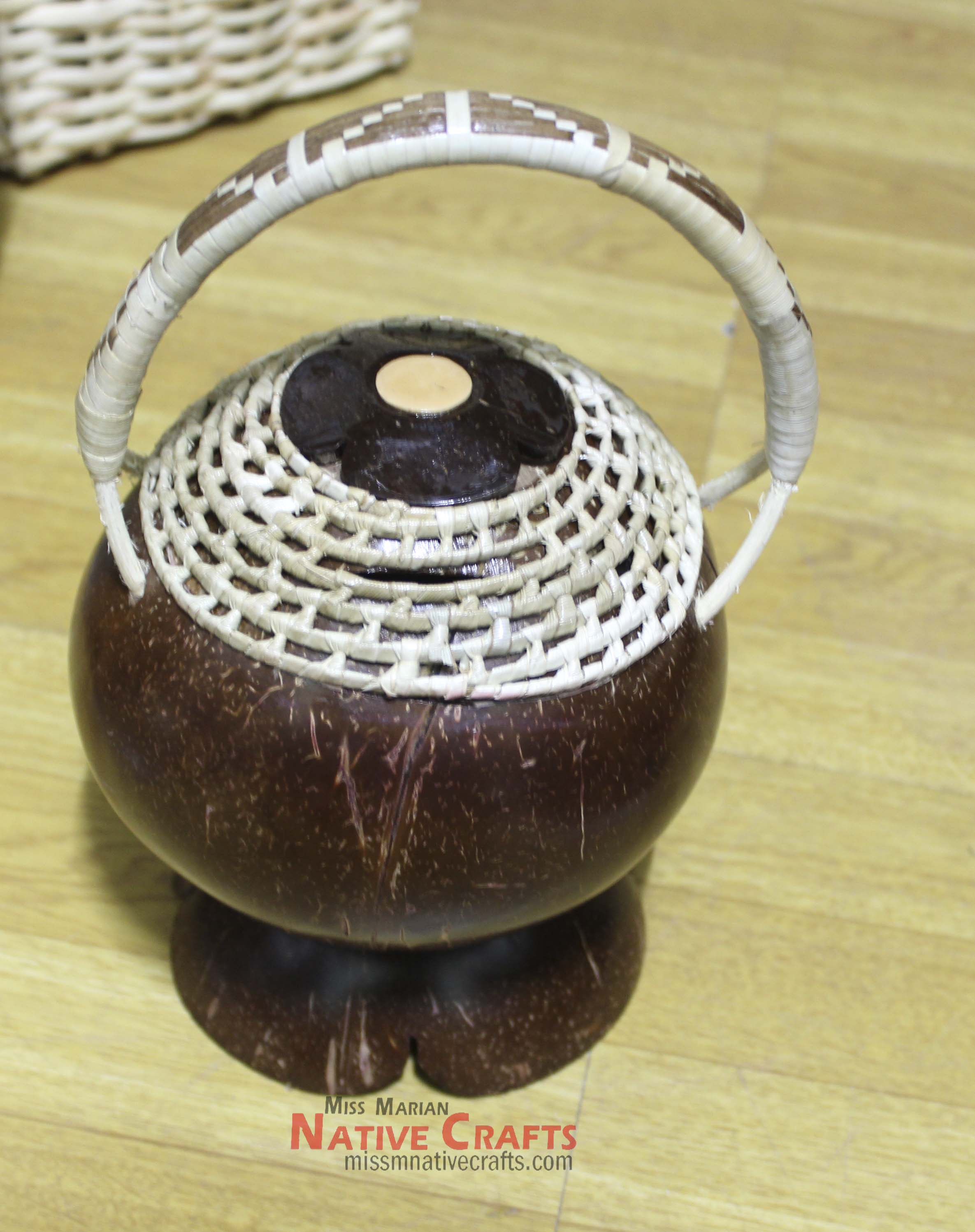 Coin Saver Coconut Shell Coin Saver Coconut Shell Crafts And Products