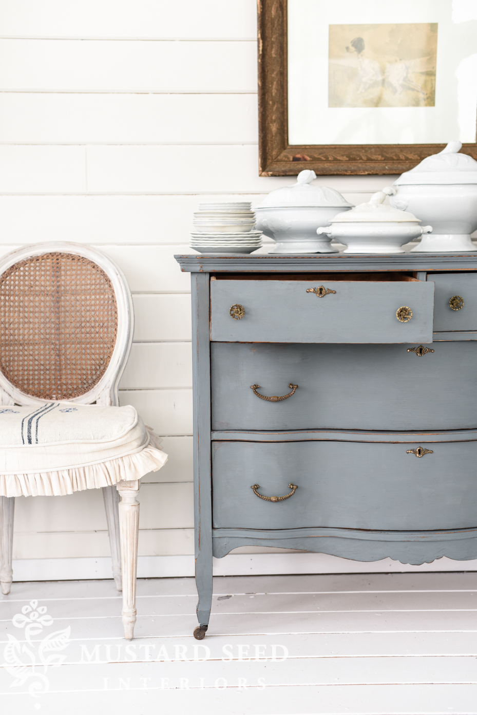 Say Hello To Aviary Dresser Reveal Miss Mustard Seed