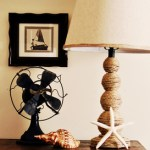 Nautical Themed Lamp