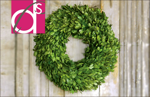 Preserved-Boxwood-Wreaths-decor-steals-one-deal-a-day