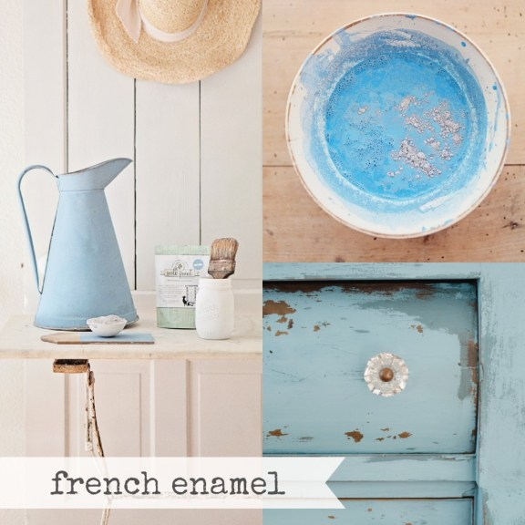 french enamel | miss mustard seed's milk paint