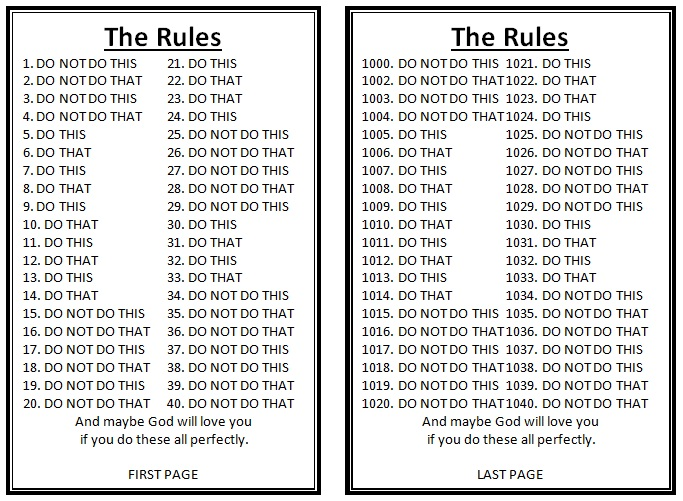 the-rules typed long list role space concept Pinterest - it project manager job description