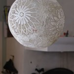 doily lamp from dosfamily