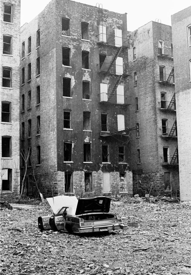 South Bronx, 1981. Photograph by Joe Conzo,