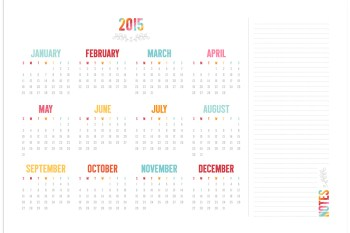 MissTiina-Colorful-2015-Wall-Calendar