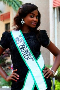 Miss Cross Rivers State University of Science and Technology (Copy)