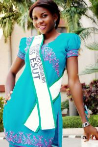 Miss Enugu State University of Science and Technology (Copy)