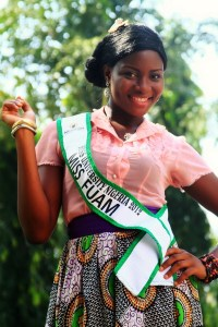 Miss Federal University of Agriculture, Makurdi (Copy)