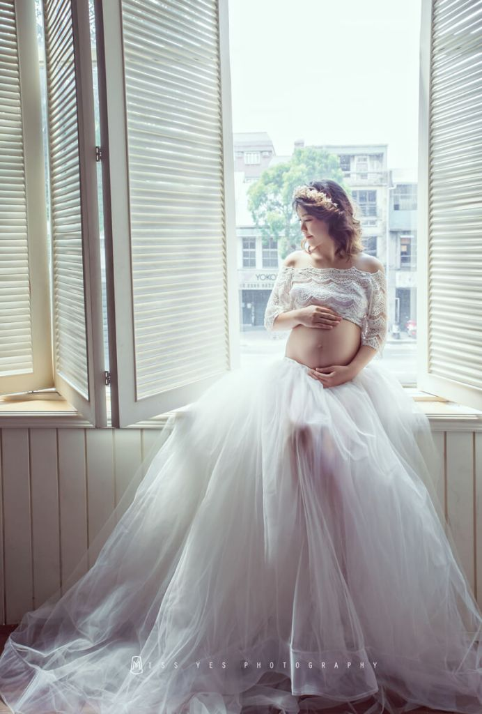孕婦寫真,女攝影師,孕媽咪,毛小孩,婚紗