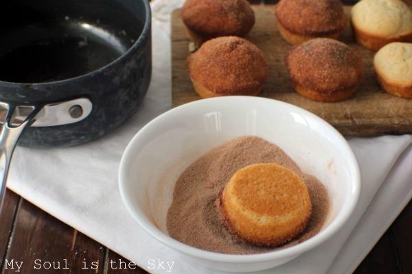 Cinnamon Brown Butter Breakfast Puffs | Missy Sue