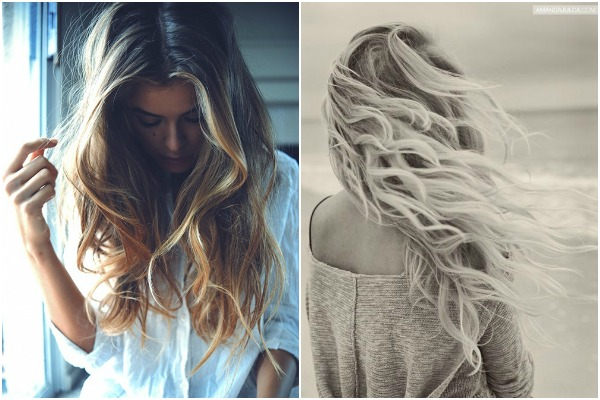 how to create beachy waves at home