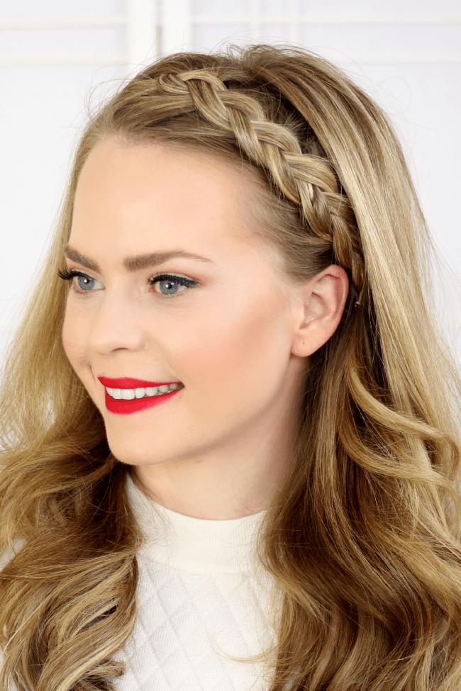 Dutch Braid Headband | MissySue.com