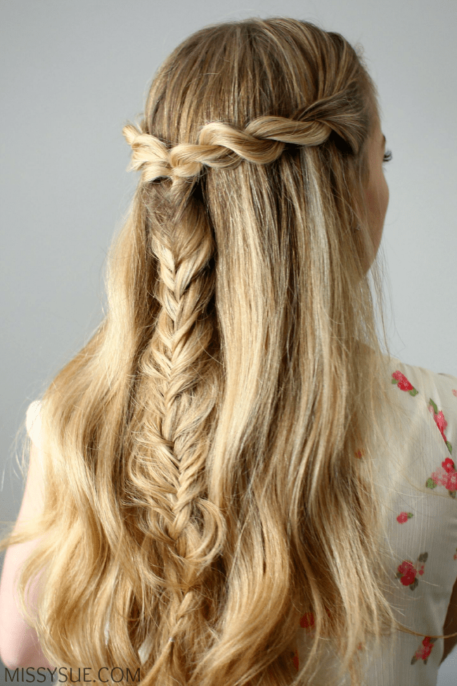 3 Back To School Hairstyles