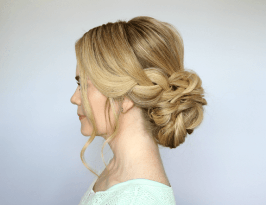 braid-low-bun-updo-hair-tutorial