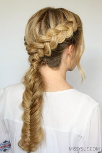 The gallery for --> Dutch Braid Hairstyles Tutorials