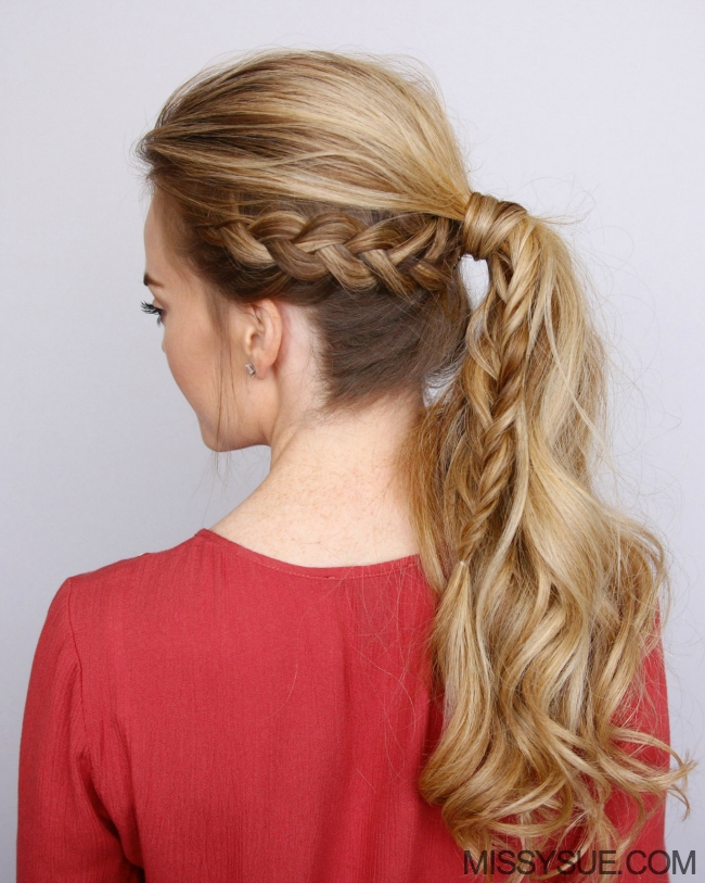 dutch-braid-ponytail-hairstyle