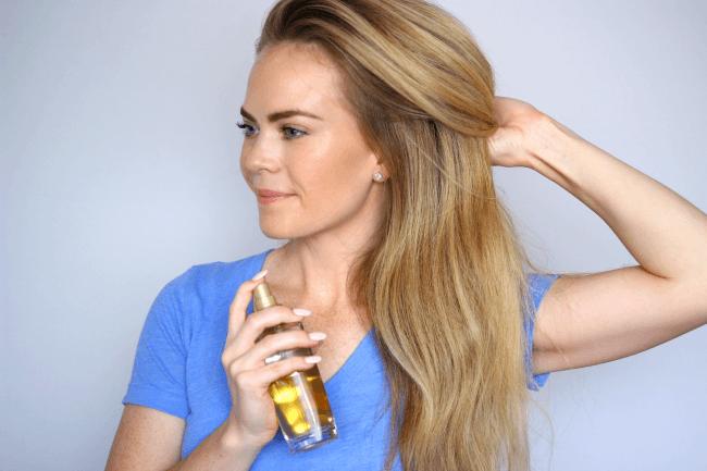 dry-hair-oil-summer