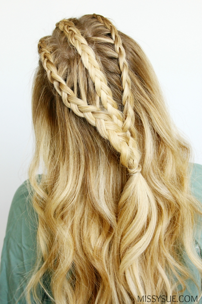 triple-braids-half-updo