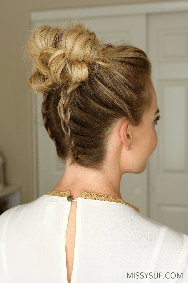 dutch-braids-high-buns-hairstyle-tutorial