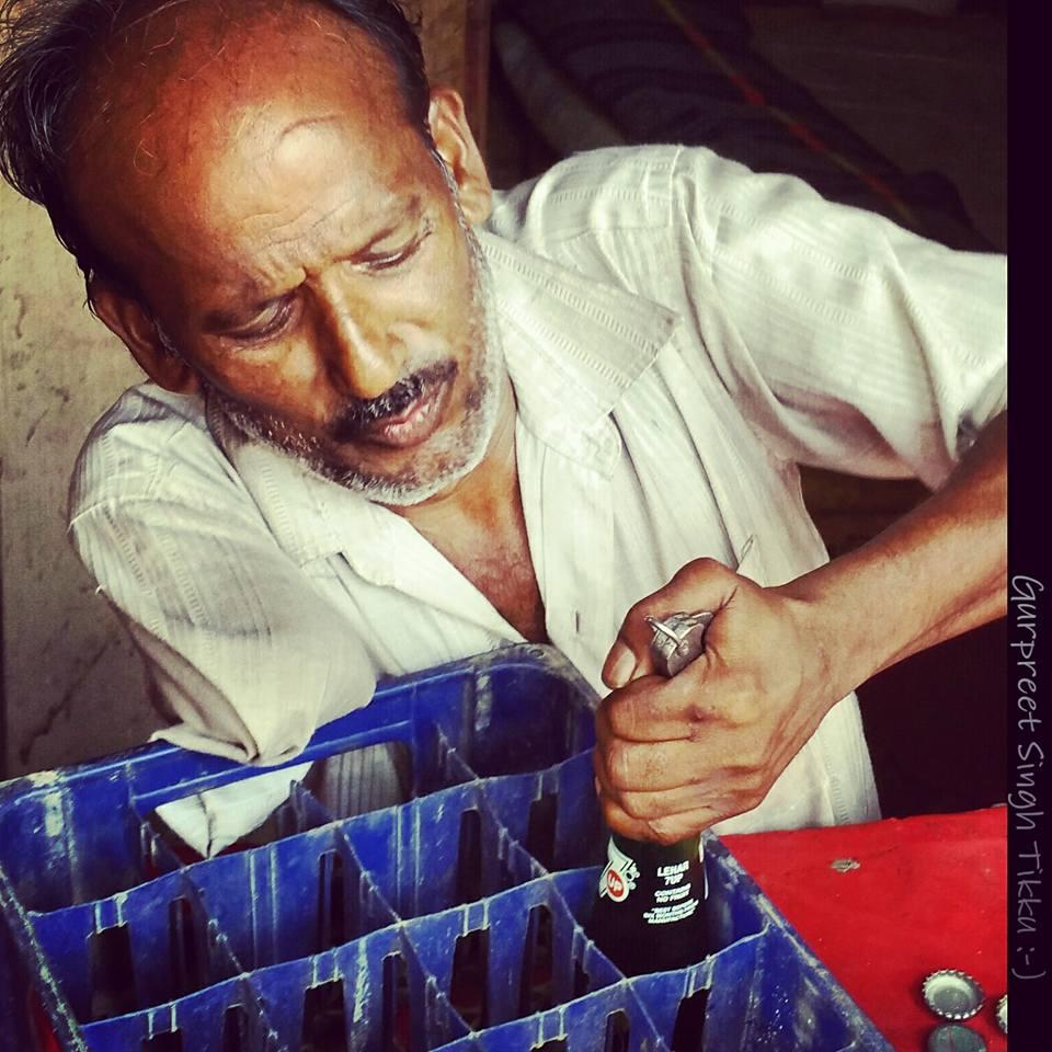 BSF 7up Shop Gurdwara