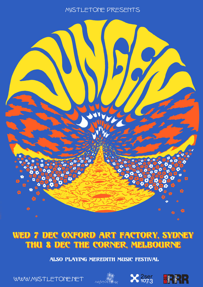 Posters Perth Dungen Mistletone