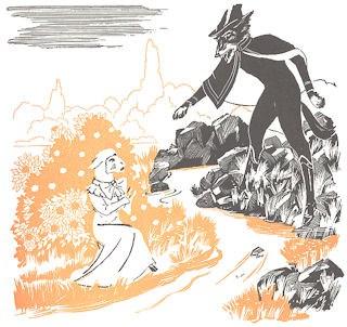 El lobo y el cordero