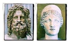Dioses del Olimpo