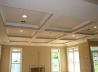 coffered ceiling or tray ceiling | www.energywarden.net