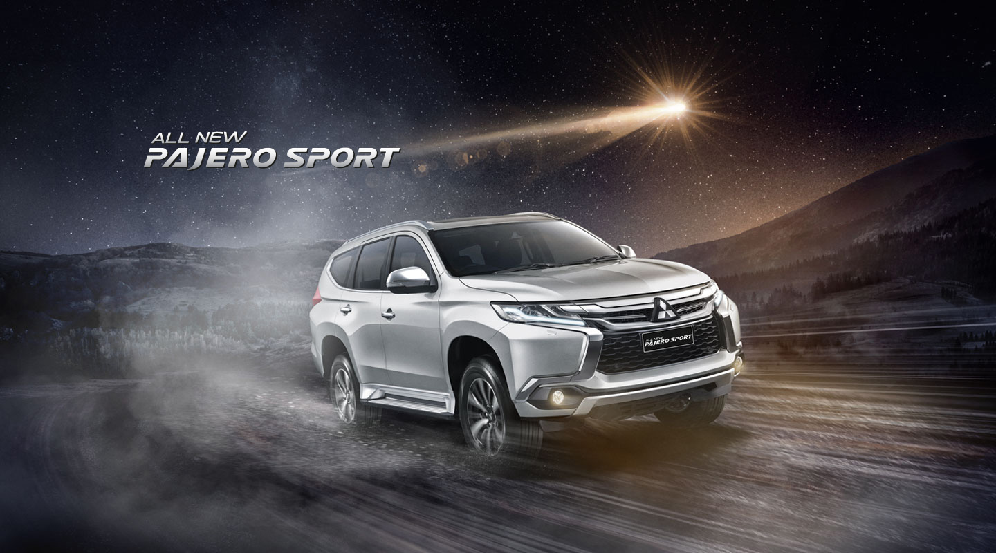 All New Pajero Sport