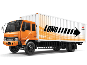 Mitsubihsi FUSO Box Besi Long