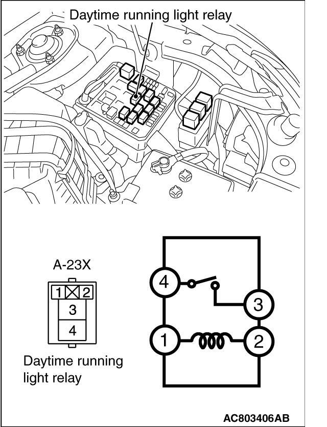 Mitsubishi Fog Lights Wiring Diagram \u2013 Vehicle Wiring Diagrams