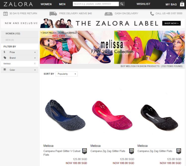 Image Result For Zalora