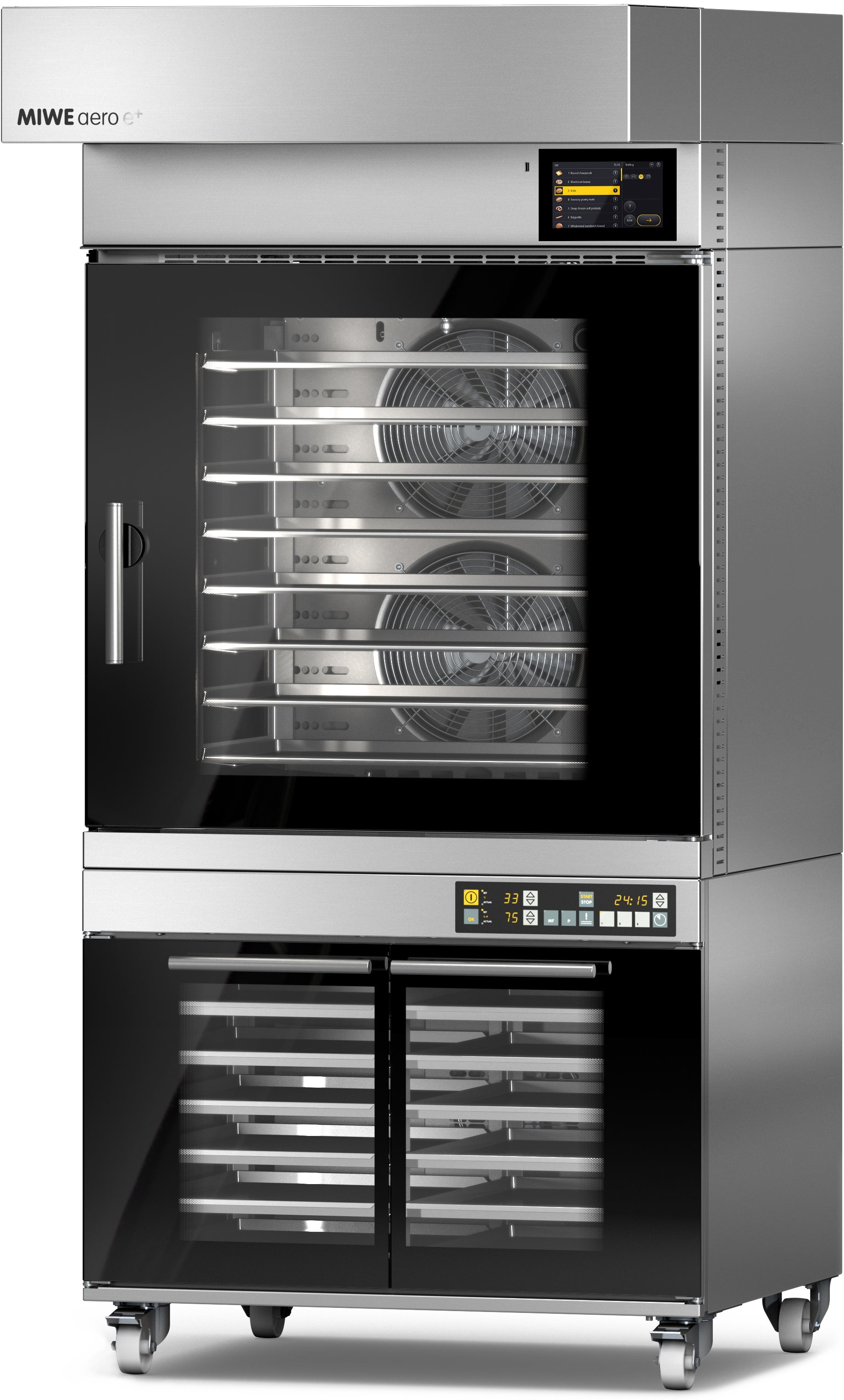 Backofen Gastro Gebraucht Miwe Aero E Convection Oven For Excellent Quality