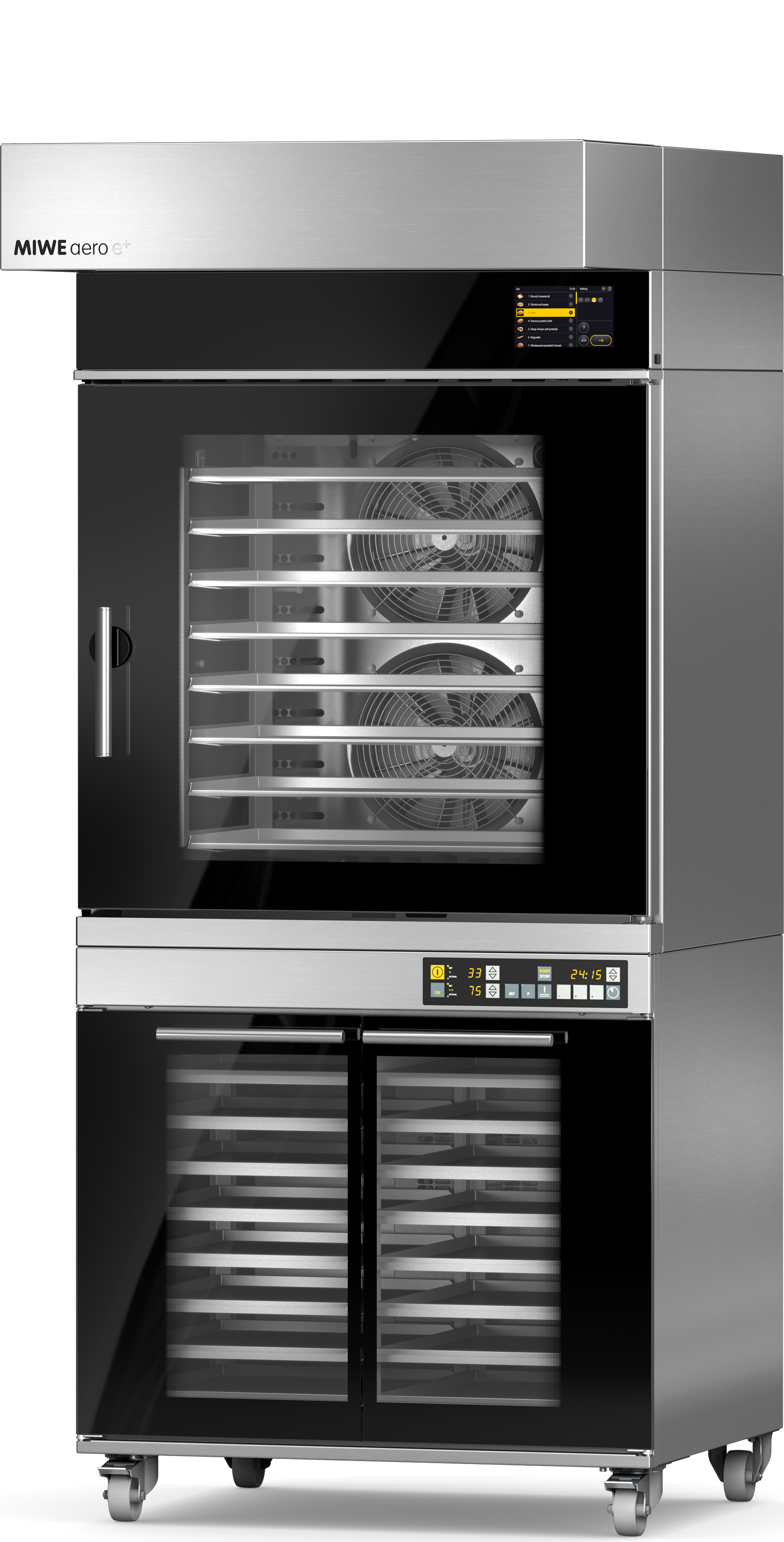 Miwe Aero E Convection Oven For Excellent Quality